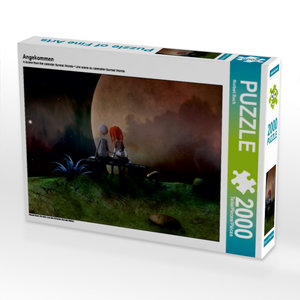 Angekommen 2000 Teile Puzzle quer