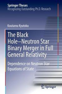 The Black Hole-Neutron Star Binary Merger in Full General Relati