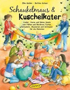 Schaukelmaus & Kuschelkater (Buch)