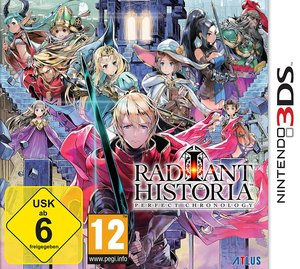 Radiant Historia Perfect Chronology, 1 Nintendo 3DS-Spiel