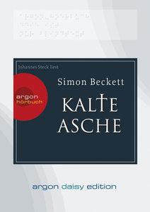 Kalte Asche (DAISY Edition)