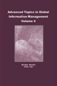 Advanced Topics in Global Information Management, Volume 4