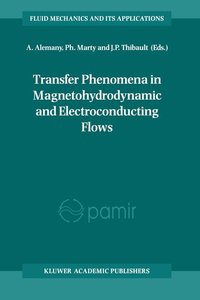 Transfer Phenomena in Magnetohydrodynamic and Electroconducting