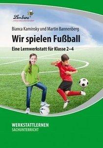 Wir spielen Fußball (CD-ROM)