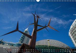 Magic Lisbon (Wall Calendar 2020 DIN A3 Landscape)