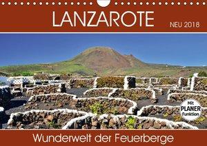 Lanzarote Wunderwelt der Feuerberge