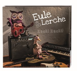 Eule und Lerche. Zacki Zacki!, 1 Audio-CD