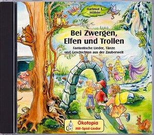Bei Zwergen, Elfen und Trollen. CD