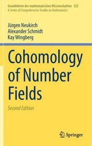 Cohomology of Number Fields
