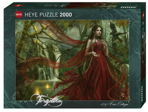 New Red Puzzle