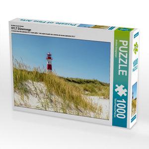 Ein Motiv aus dem Kalender SYLT Dünenwege 1000 Teile Puzzle quer