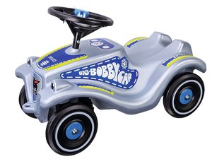 BIG-BOBBY-CAR CLASSIC-POLIZEI + SOUN