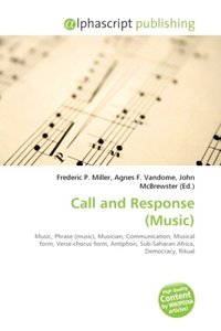 Call and Response (Music)