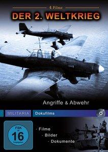 Der 2.Weltkrieg: Angriffe & Abwehr