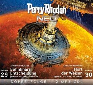 Perry Rhodan NEO 29 - 30. Belinkhars Entscheidung - Hort der Wei