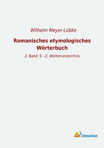 Romanisches etymologisches Wörterbuch