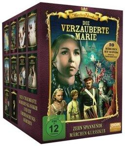 Märchen-Klassiker - Big Box - 10er Schuber - Limitierte Auflage