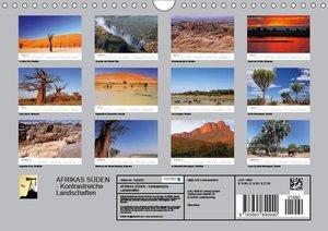 AFRIKAS SÜDEN - Kontrastreiche Landschaften