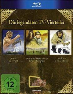 Die legendären TV-Vierteiler Blu-ray Kol (Blu-ray)