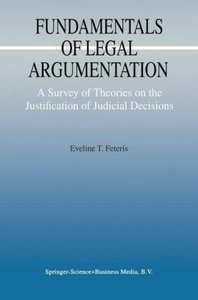 Fundamentals of Legal Argumentation