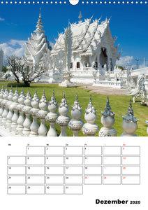 THAILAND 2020 URLAUBSPLANER (Wandkalender 2020 DIN A3 hoch)