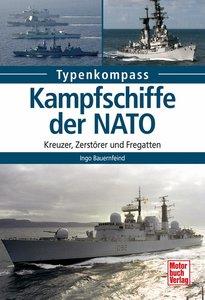 Kampfschiffe der NATO