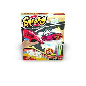 Sprazy Starter Incredible Race