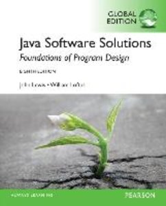 Java Software Solutions with MyProgrammingLab