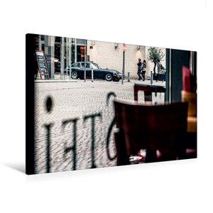 Premium Textil-Leinwand 120 cm x 80 cm quer Petra Sagnak