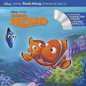 Disney Finding Nemo Read-Along Storybook and CD