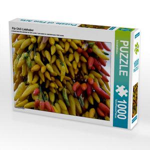 Ein Motiv aus dem Kalender Für Chili Liebhaber 1000 Teile Puzzle