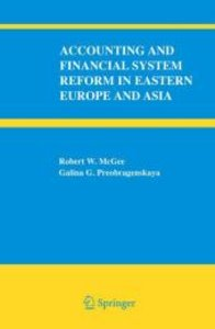 Accounting and Financial System Reform in Eastern Europe and Asi