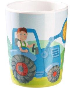 HABA 302815 - Becher Traktor