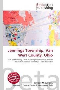 Jennings Township, Van Wert County, Ohio