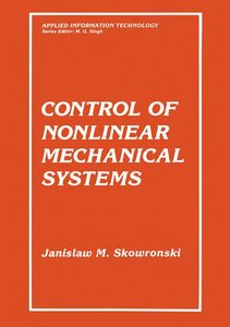 Control of Nonlinear Mechanical Systems