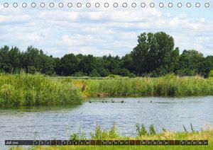 Neustadt am Rübenberge Natur in Stadtnähe (Tischkalender 2020 DI