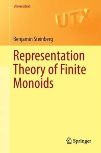 Representation Theory of Finite Monoids