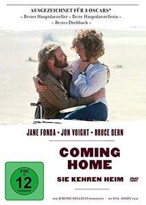 Coming Home - Sie kehren Heim, 1 DVD