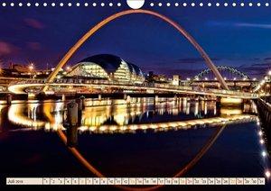 Über Brücken gehen (Wandkalender 2019 DIN A4 quer)