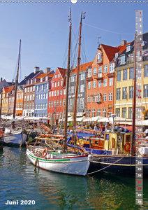 Kopenhagen. Skandinavische Schöne