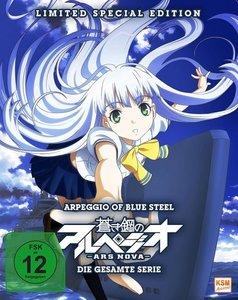 Arpeggio of Blue Steel - Ars Nova