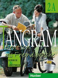 Tangram 2 A. Kursbuch und Arbeitsbuch. RSR