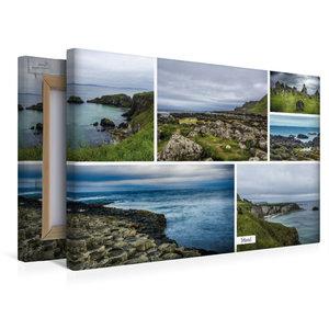 Premium Textil-Leinwand 45 cm x 30 cm quer Irland