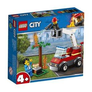 LEGO® City 60212 - Feuerwehr beim Grillfest, Bausatz