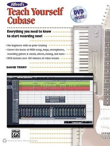 Alfred\'s Teach Yourself Cubase
