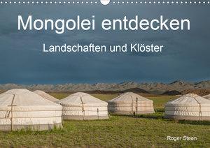 Mongolei entdecken - Landschaften und Klöster