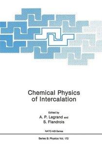 Chemical Physics of Intercalation