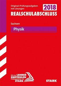 Abschlussprüfung Oberschule Sachsen 2018 - Physik Realschulabsch
