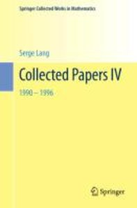 Collected Papers IV