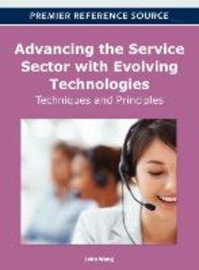 Advancing the Service Sector with Evolving Technologies: Techniq